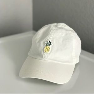 Victoria secret pineapple cap